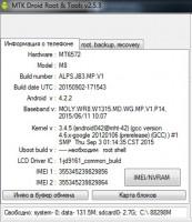 X-BO M8(HTC M8 CLONE) flashtools backup