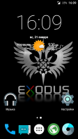 CYANOGENMOD 12.1 Based   E X O D U S