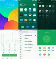 Flyme OS Android 5.1.1 for ZUK Z1