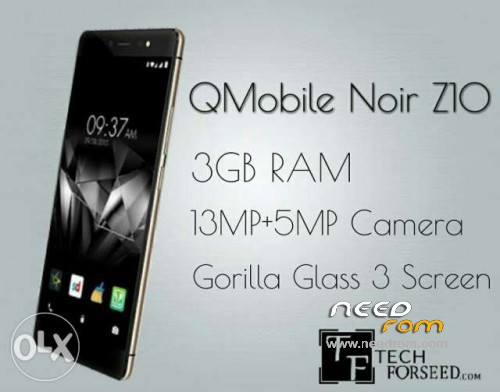 Qmobile Z10 5 1 lollipop file Download & enjoy « Needrom