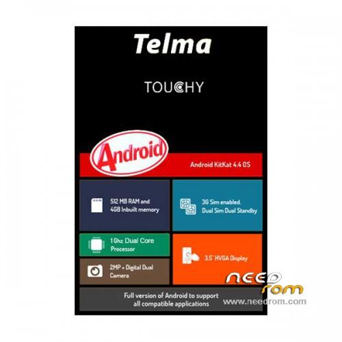 stock rom telma touchy