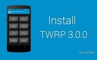 TWRP 3.0 (MT6592)