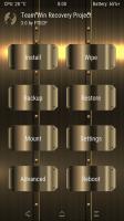 TWRP 3.0 (Golden Interface)
