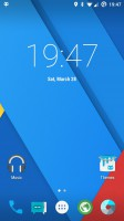 CyanogenMod 12.1 ST v4 by Cheshkin