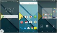 Android 5.0 fake Lollipop v1.1 (4.4.2)