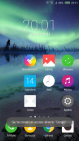 Nubia Z7 Mini official UI 3.83 Android Lollipop 5.1.1 Stable