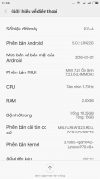 Miui Global 7.2.3.0_LHMMIDA Xiaomi Redmi note 2 port for  P70