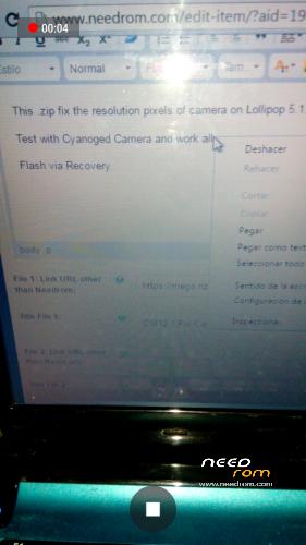 Rom Fix Cm12 1 Camera Driver 13 Mpx Custom Add The 04