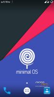 Minimal OS 3.0