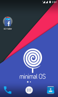 MinimalOS Final V1 (Gapps and Autorotation fixed)