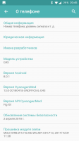 CyanogenMod 13 Stable New Port