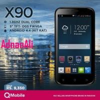 Qmobile X90 V2 official firmware