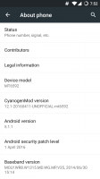 [ROM] CM12.1 R37 (ARIL 2016) (STABLE) for A311/A310