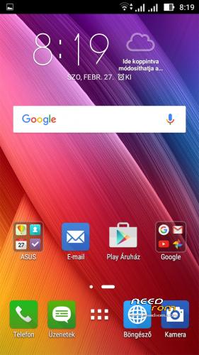 ROM Asus Zenfon Go ROM for DOOGEE X5   [Custom] add the 04