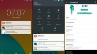 Ported Android 5.1.1 AICP Rom