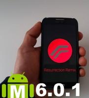 Resurrection Remix CM13 v5.6.7 DG550