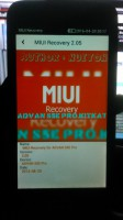 NEW Release MIUI-Recovery For ADVAN S5E PRO KITKAT [MT6572]
