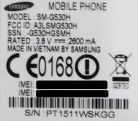 SM-G530H MT6572