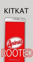 Rooting KitKat Fuel 50