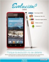 "STOCK ROM HUAWEI  EVOLUCION 3 (CM990) MOVILNET ""SD DLOAD METOD"""