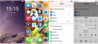 IOS 8 Rom For Lenovo A536
