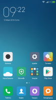 MIUI DEVELOPER BUILD 6.5.12