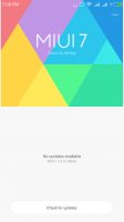 Miui 7 – v7.3.3.0 Stable