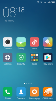 Redmi 1 Miui 7 – Global beta 6.4.14