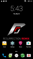 Resurrection Remix 5.6.9