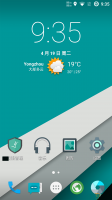YiOS Lollipop 5.1.1