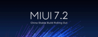 MIUI 7 7.2.1.0.Stable ROM