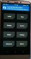 COLORS E20 TWRP
