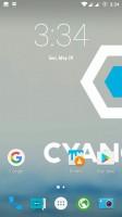 CyanogenOS 12.1 (Jiayu S3 / Flare X 1.7) Hybrid