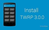 [MT6735] TWRP Recovery 3.0 P6 Pro