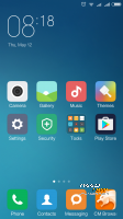 Redmi 1 Miui 7 – stable 7.3.10
