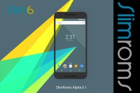 [6.0.1][AOSP][STABLE] SlimROM Marshmallow For Lenovo A536