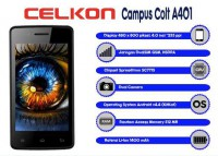 CELKON A401 STOCK FIRMWARE