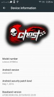 Ghost Official Stock ROM