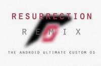 Resurrection Remix v5.7.0 Stabe