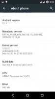 CRdroid CM12.1 Based Uhappy UP580