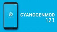 Cyanogen Mod 12.1 Stable