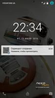 Nougat 7.0 Clock Font