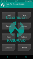 TWRP Recovery 3.0.2-0
