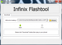 Enable Button Recovery Infinix X510