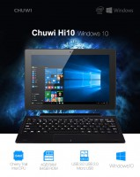 Chuwi Hi10 Windows + Android + Bios