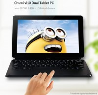 Chuwi Vi10 Plus Remix OS, Windows, Android