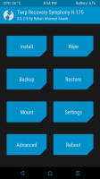 MT6735 TWRP 3.0.2-3 For Symphony H175