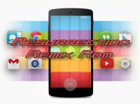 Resurrection Remix LoliPop