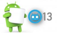 CyanogenMod 13.0 –Android 6.0 –x64
