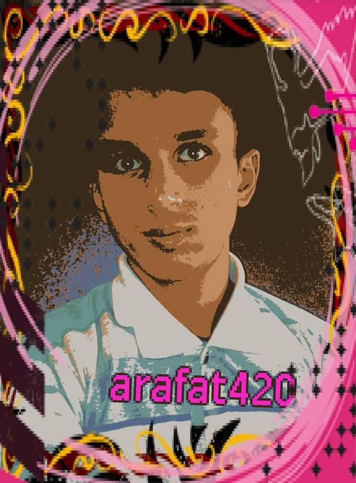 arafat 420